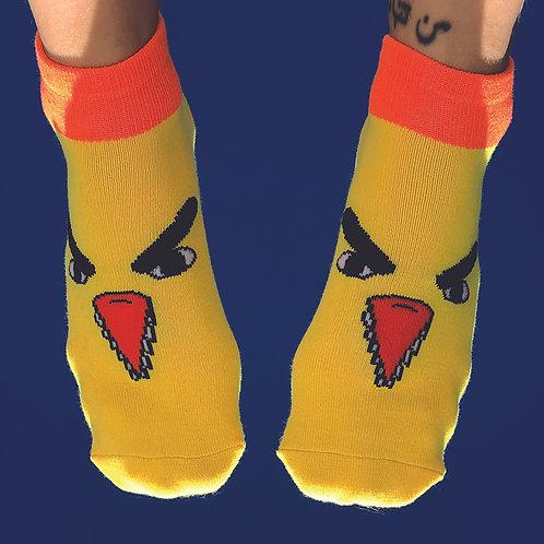 Angry Duck Anti Slip Socks