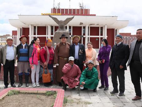 Нэр дэвшигч С.Эрдэнэ Баян-Өлгий аймгийн иргэд сонгогчидтой уулзлаа