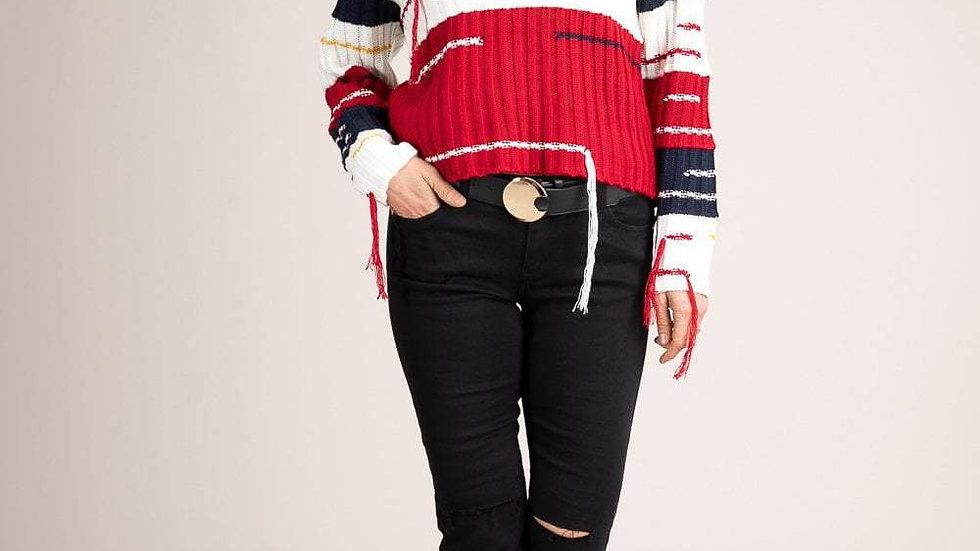 Lexi Cozy Round Neck Sweater