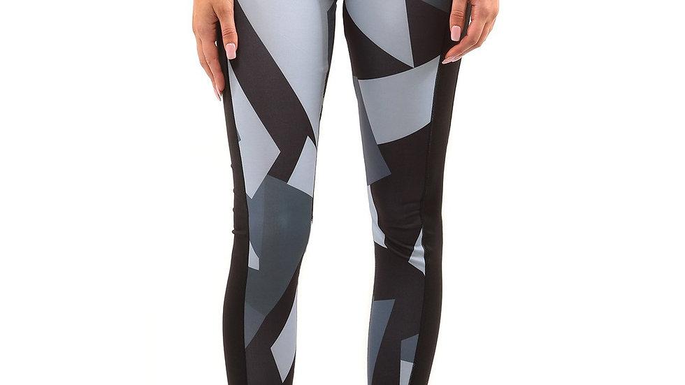 Bondi Leggings - Black/Grey