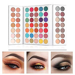 Beauty Glazed Eyeshadow Palette Makeup 63 Colors Shimmer Matte
