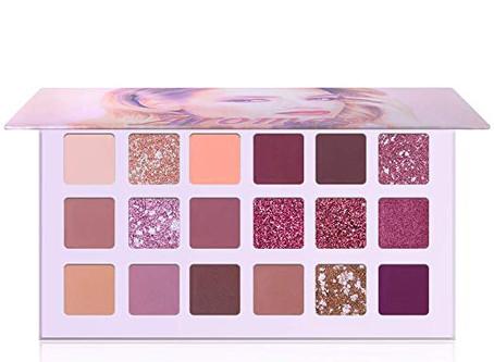 UCANBE 18 Colors New Nude Eyeshadow Palette Shimmer Matte Glitter