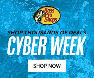Cyber Week Best Deals: Bass Pro Shop the Gap and More