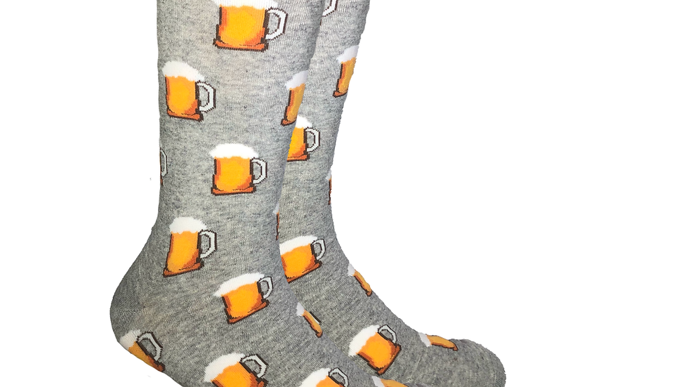 Beer Socks Gift Idea