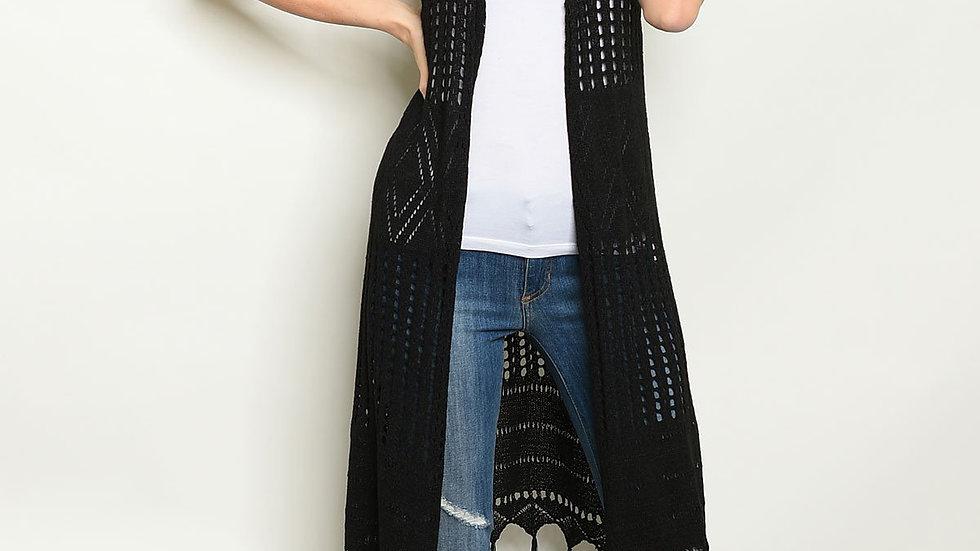 Sleeveless Women's Vest