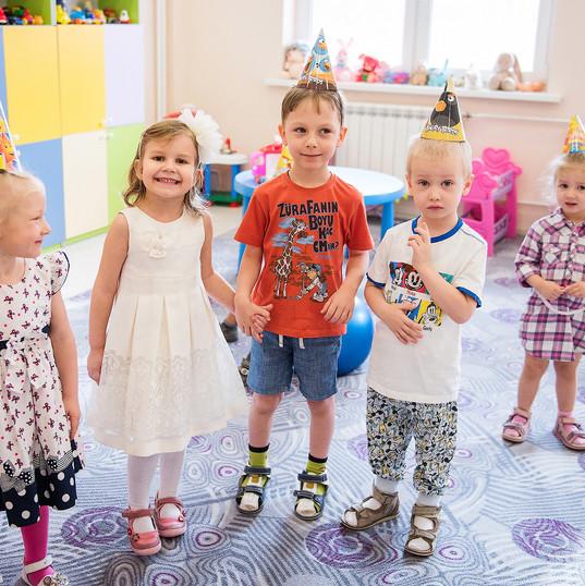 Детский сад Сибирячки