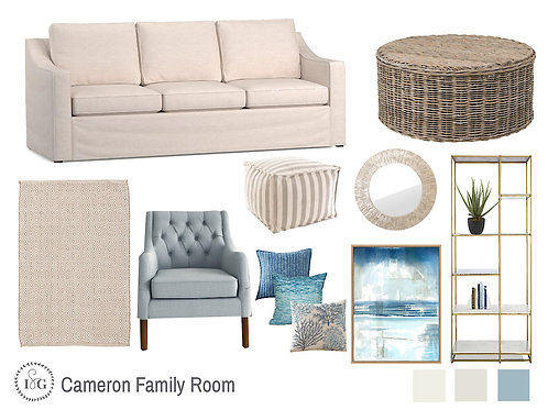Cameron Family Room