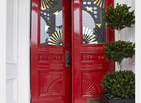 What Color to Paint My Front Door?
