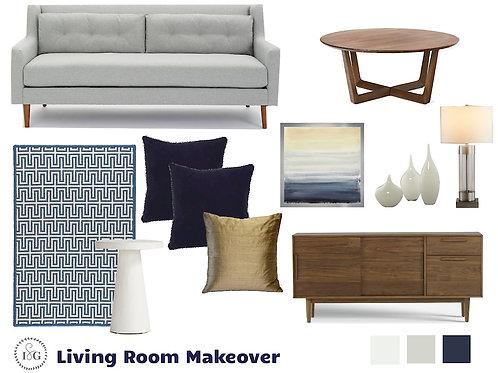 Crosby Living Room