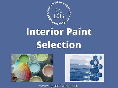 Paint Selection