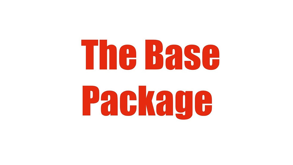 Start Here- Add The Base Package