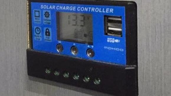 100 watt Flat flexible solar panel and control