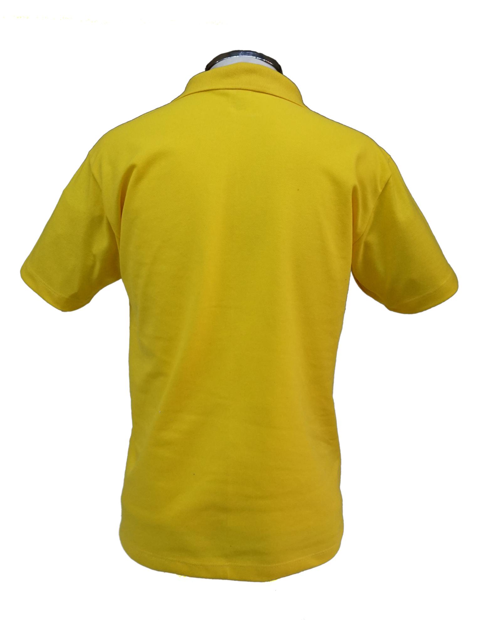 Amarelo 3543 Costas