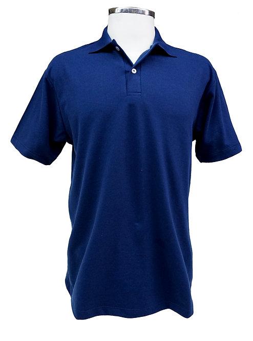 Camisa Polo Marinho Escolar