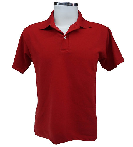Camisa Polo Vermelho