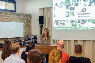 Communications Workshop at Heureka Berlin
