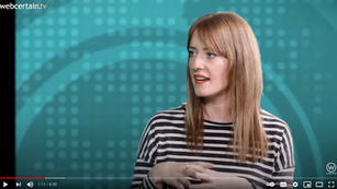 How To Tackle Brand Repositioning - interview with Webcertain.tv