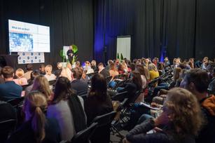 Talk on Brand & Culture - Warsaw, Poland