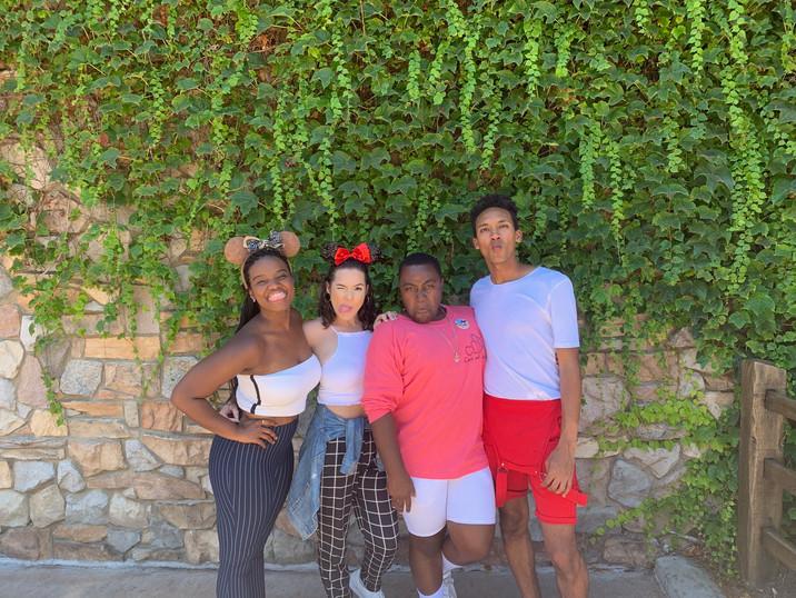 RESOLVE @ Disney's California Adventure