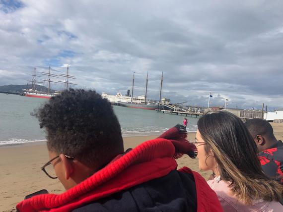 RESOLVE @ Fisherman's Wharf