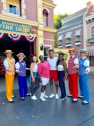 RESOLVE & The Disneyland Dapper Dans