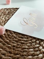 Freelance Sophie - Geboortekaartje op maat