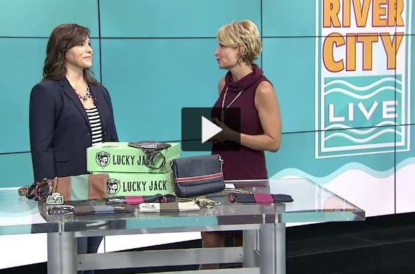 Lucky Jack on River City Live - Jacksonville, Florida