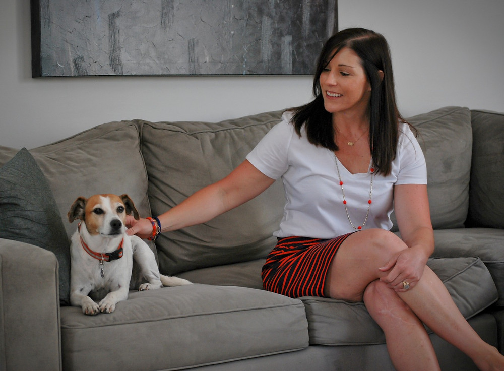 Lucky Jack - Giving back to pet rescue groups through purse sales
