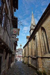 Descubre la maravillosa ciudad de Honfleur