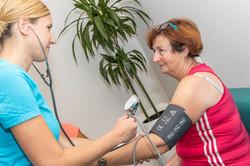 Medifit Blutdruckmessung