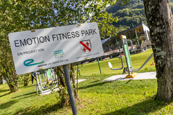 Emotion Fitness Park