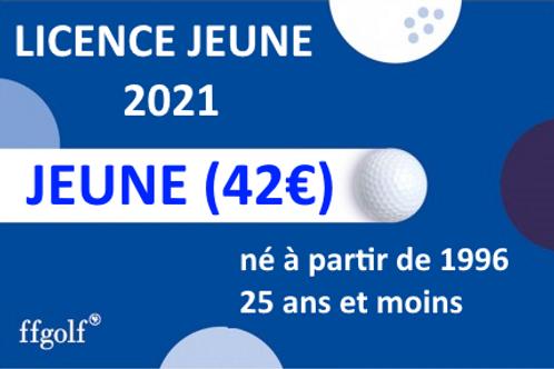 Licence Jeune 2021