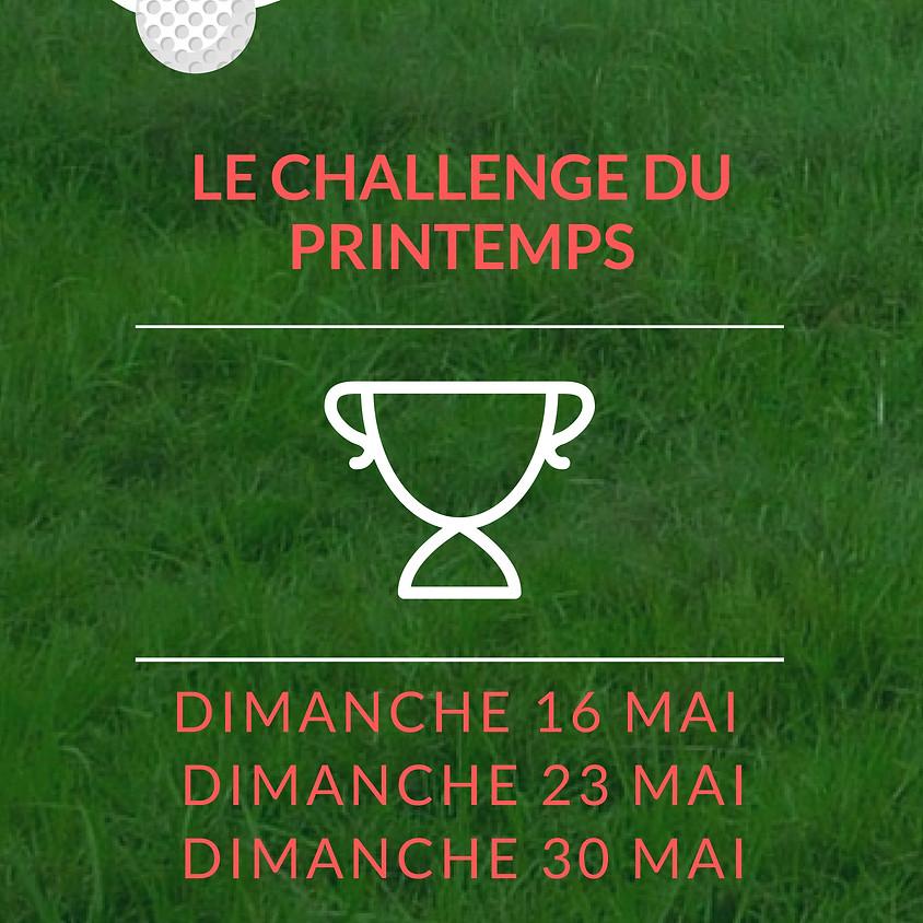 Challenge du Printemps (tour 3)