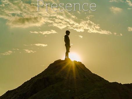 "New single ""Presence"""