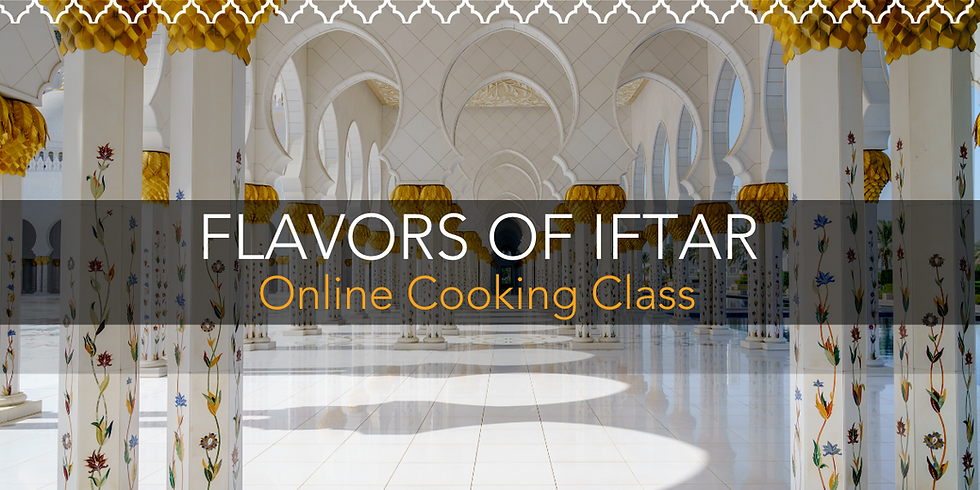 Flavors of Iftar