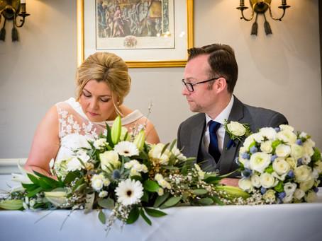 Wedding at the Angel Hotel Cardiff