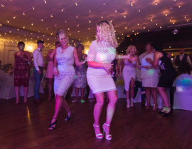 Evening disco at Maes Manor Blackwood