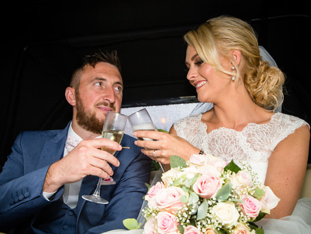 Wedding of Cerianne and Ben Fox at Maes Manor Hotel Blackwood