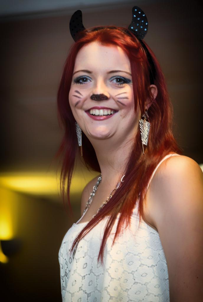Halloween Party in Ystrad Mynach Rugby Club