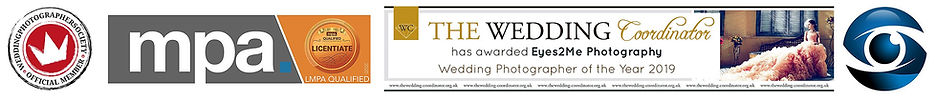 Wedding photography advertising image