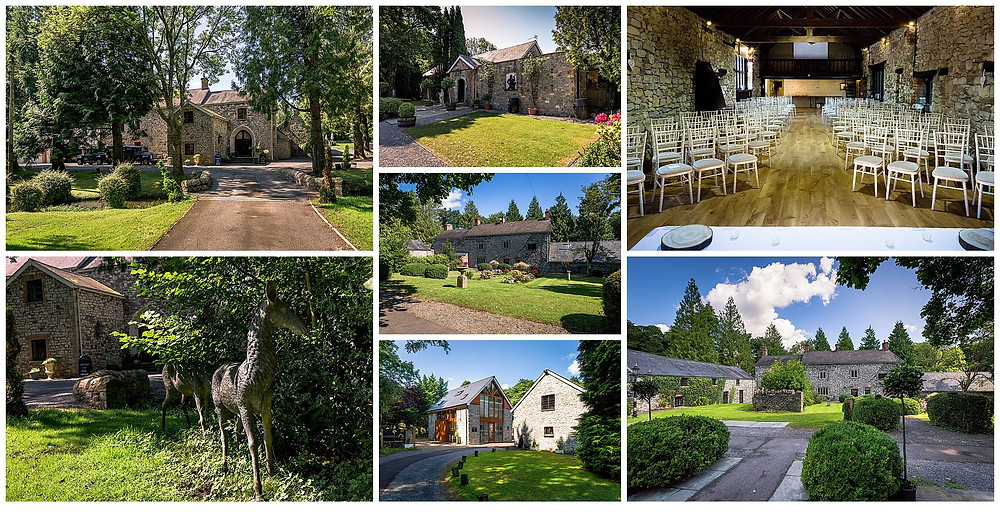Wedding Photographer at Pencoed House Estate Cardiff