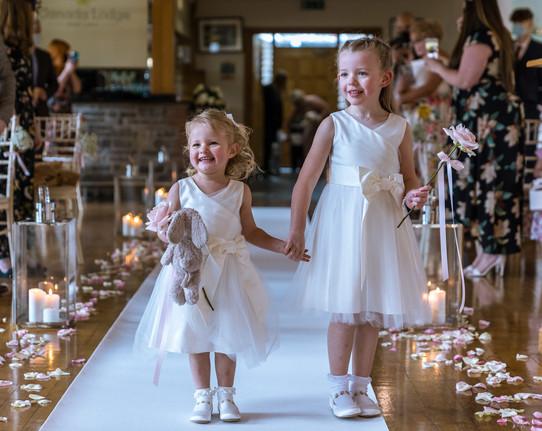 Wedding at Canada Lodge and Lakes