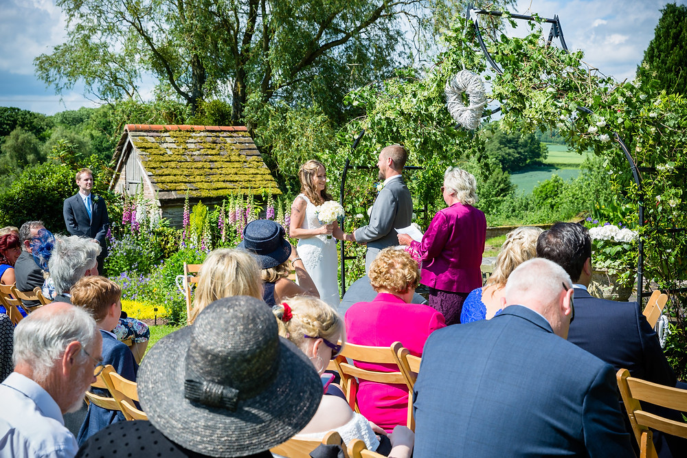 Wedding photographer in Hereford