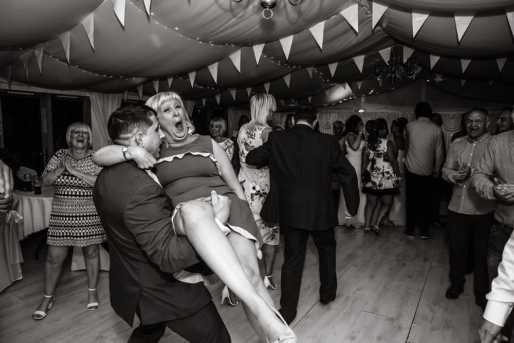 Local photographer capturing the moment at a Caerphilly Wedding