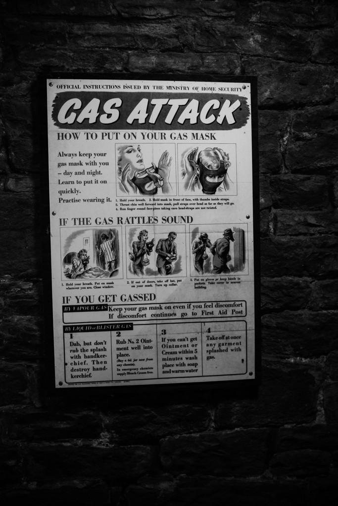 Last attack sign
