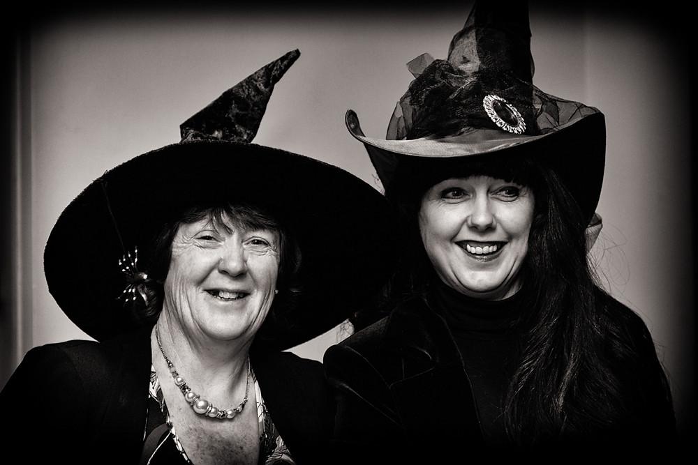 Best witches in town. Ystrad Mynach 2014