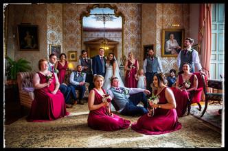 Wedding in Oldwalls Swansea