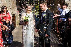 Wedding Photographs in Coldicot Castle