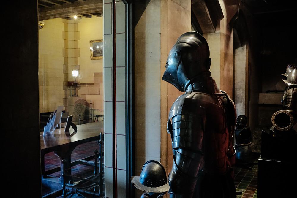 Cardiff castle house tour