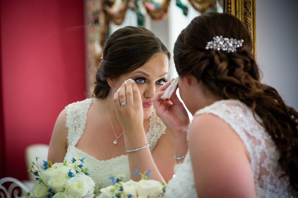 Wedding photographer at Miskin Manor Hotel